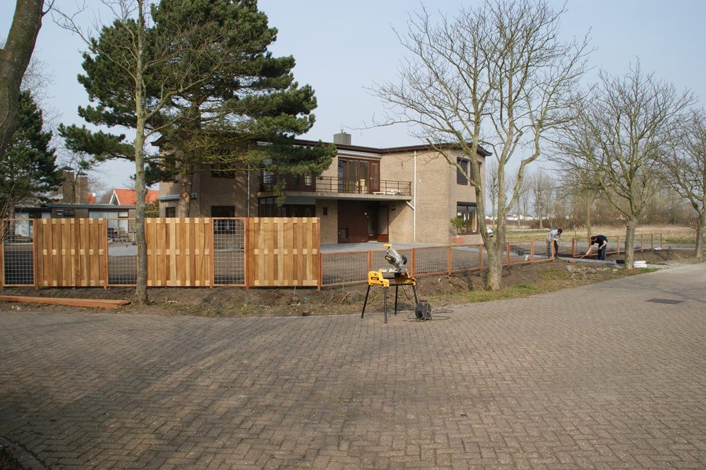 Tuin thorntonlaan 2 Dishoek 11